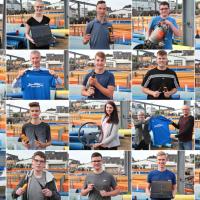 Stadtwerke Trier begrüßen 16 neue Auszubildende