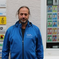 AG Frieden Markus PflügerWeltfriedenstag