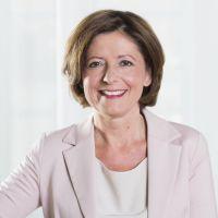 Die rheinland-pfälzische Ministerpräsidentin Malu Dreyer hält am 23. Oktober 2020 einen Vortrag bei der Veranstaltungsreihe DomWort. Foto: Staatskanzlei RLP, Elisa Biscotti