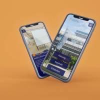 Intermedia-Designerin der Hochschule Trier entwickelt Augmented-Reality-App