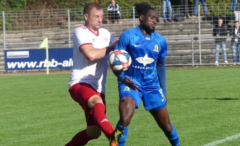 Eintracht Trier gewinnt in Salmrohr - Foto: Nicole Schmitz