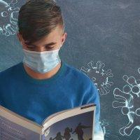 Ab 26. Oktober 2020 gilt für alle Schüler, ab der 5. Klasse, und Lehrer für 14 Tage eine Maskenpflicht. Foto: Pixabay