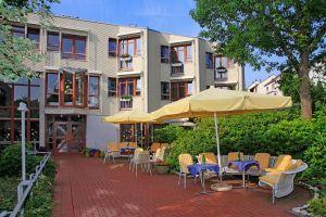 Besucherstopp im Seniorenheim Saarburg. Foto: KKS Seniorenheim