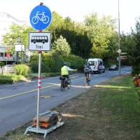 Umfrage zur Umweltspur in der Christophstraße