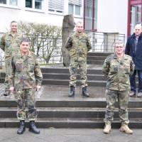 Bundeswehr unterstützt weiterhin beim Kampf gegen die Corona-Ausbreitung im Eifelkreis