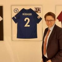 Spielerberater und Rechtsanwalt für Sportrecht - Alexander Bergweiler