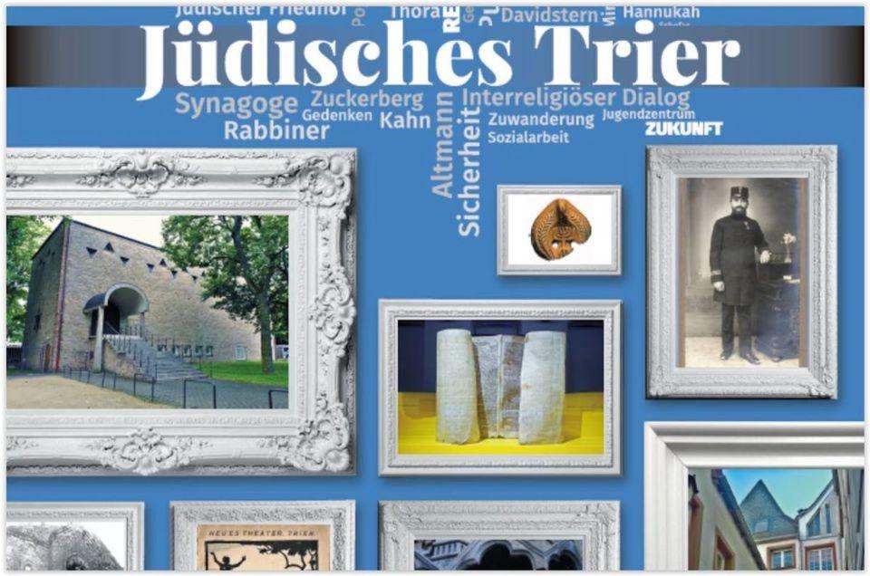 Das jüdische Leben in Trier - Bildrechte: Ralf Kotschka