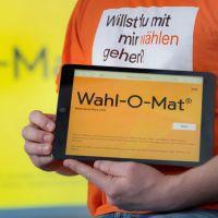 Der Wahl-O-Mat ist seit Mittwoch online. Bildquelle: LZPolBRLP /HeikeRost.com