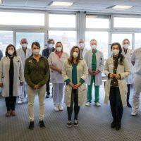 """""""Ich bin und ich werde"""" lautet der Slogan des Weltkrebstages. Unter diesem Motto steht auch die Video-Aktion, bei der 16 Mitarbeiter des Klinikums Mutterhaus mitgemacht haben. Bildquelle: Klinikum Mutterhaus der Borromäerinnen"""