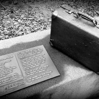 Koffer-Denkmal
