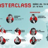 Die ReferentInnen des 1. StartUp Masterclass am 26. und 27. März. Bildquelle: Medien- und IT-Netzwerk Trier-Luxemburg e.V.