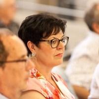Jutta Albrecht im Stadtrat