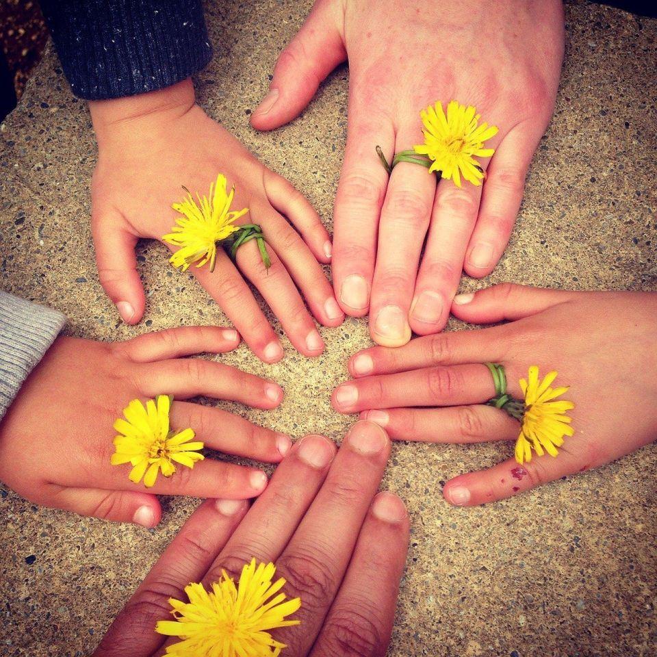 Am 15. Mai ist der Internationale Tag der Familie. Bildquelle: NamasteNomad / pixabay.com