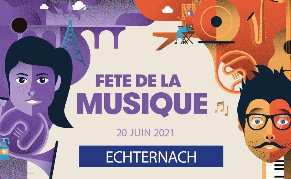 Die Fête de la Musique findet diesen Sonntag ab 10 Uhr statt. Bildquelle: Trifolion