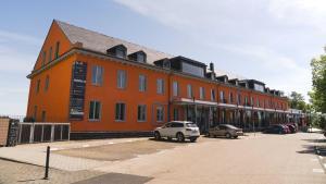 Die Lehrräume und Büros der Pflegewissenschaft der Universität Trier liegen im Wissenschaftspark auf dem Petrisberg von Trier. Bildquelle: Universität Trier