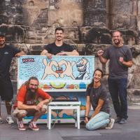 """Vom 10. bis zum 19. September findet da """"My Urban Piano Trier"""" statt. Bildquelle: Kulturkarawane"""