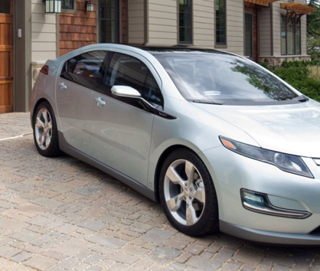 Why The Chevrolet Volt Has Low Resale Value And Its Not Battery Replacement