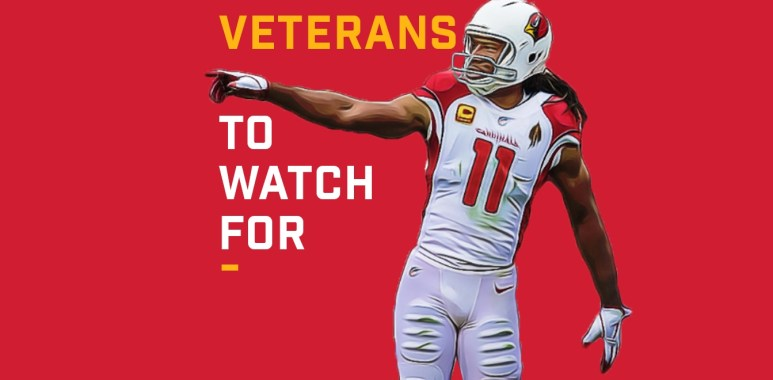 Veterans to watch for