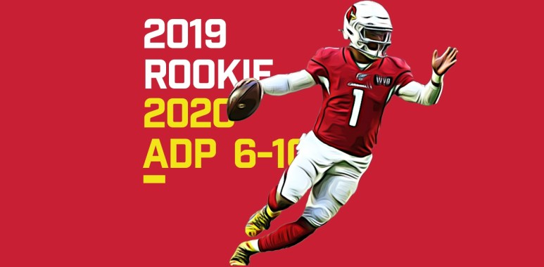 Rookie ADP Rounds 6-10
