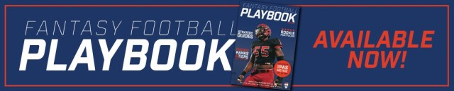 Fantasy Football Playbook Banner