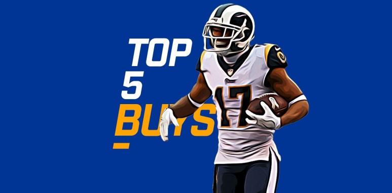 ADP Top 5 Buys