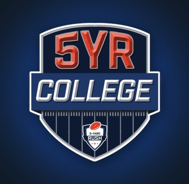 5 Yard College Page