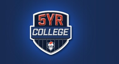 5 Yard Rush College Page Banner
