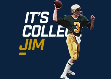 Its College Jim - Joe Montanna