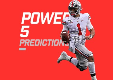 Power 5 Predictions - Justin Fields