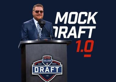 College Mock Draft 1