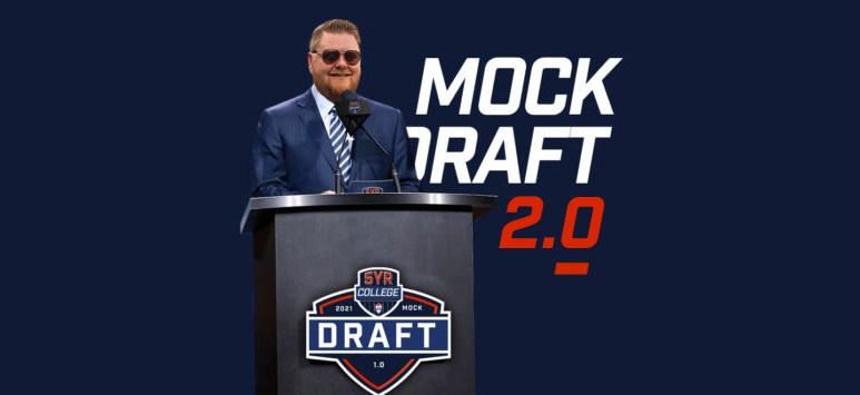 Murf Mock Draft 2