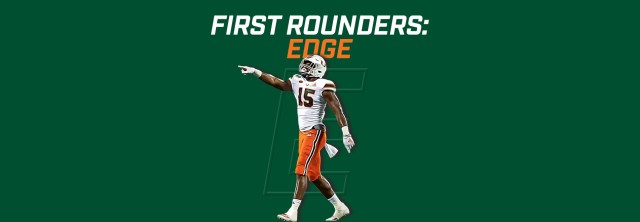 First Rounders E - Gregory Rousseau