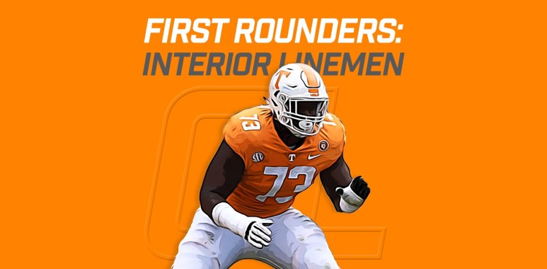 First Rounders IOL - Trey Smith