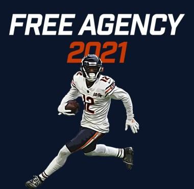 2021 Free Agent Wide Receivers - Allen Robinson