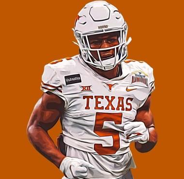 Bijan Robinson Texas