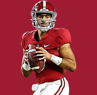 Bryce Young Bama