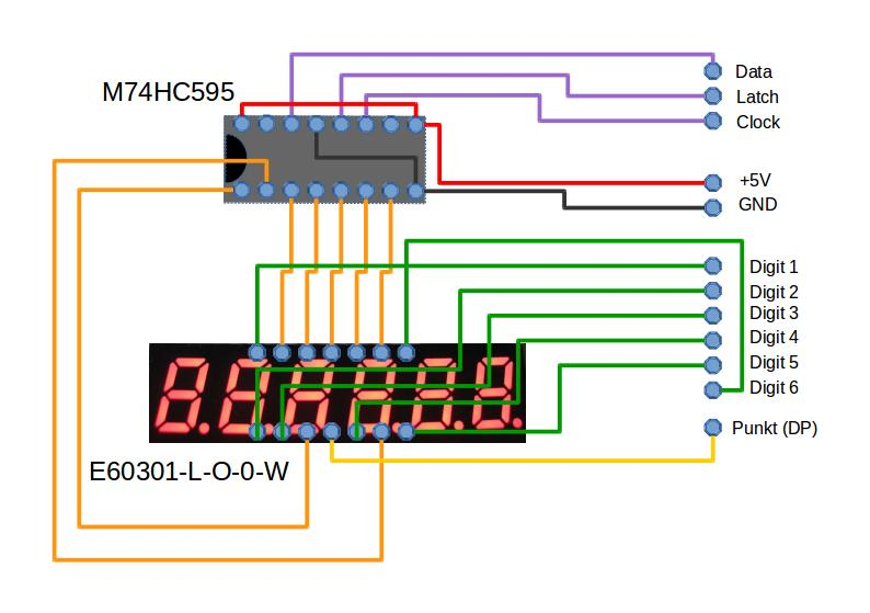 6-digit-7-Segment-Arduino 1.0