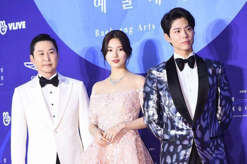 Shin Dong Yup, Suzy, And Park Bo Gum To Host Baeksang Arts Awards For 3rd Consecutive Year