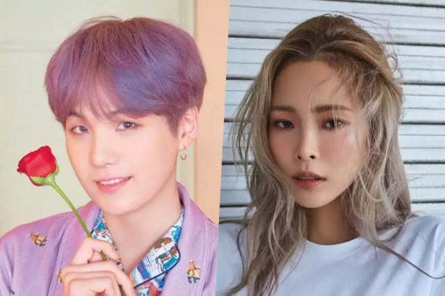 BTS' Suga Confirmed To Be Producing Heize's Upcoming Single