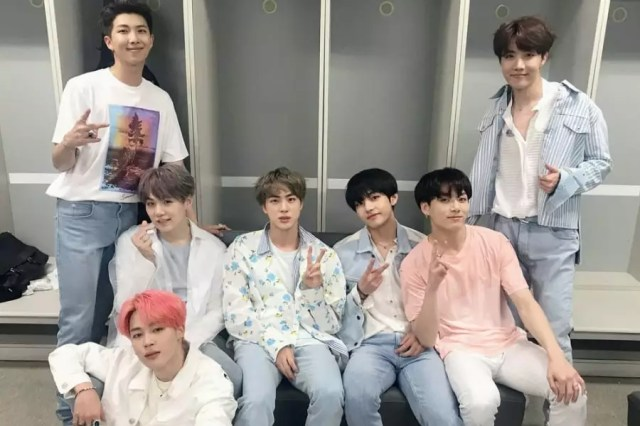 BTS Named On Gold House's A100 List Of Most Impactful Asians