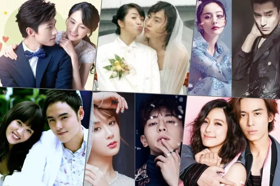 6 C Drama And Tw Drama Pairings Whose Fiery Chemistry Left Us Wanting More Soompi
