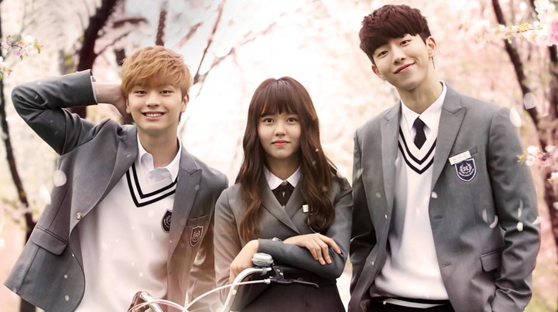 Who are you: school 2015/후아유- 학교/ Hooayoo- Hakgyo 2015 (2015)