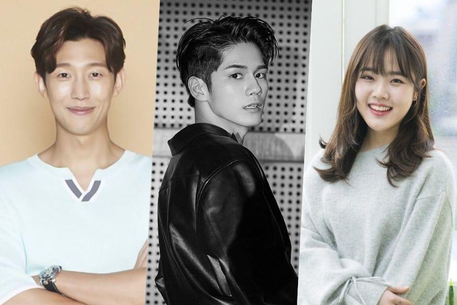 Kang Ki Young To Join Ong Seong Wu And Kim Hyang Gi In Upcoming Drama