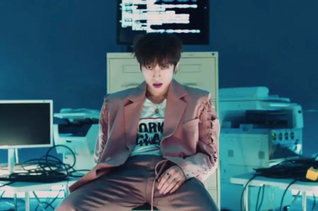 """Update: INFINITE's Dongwoo Features In MV Teaser For Solo Track """"Party Girl"""""""