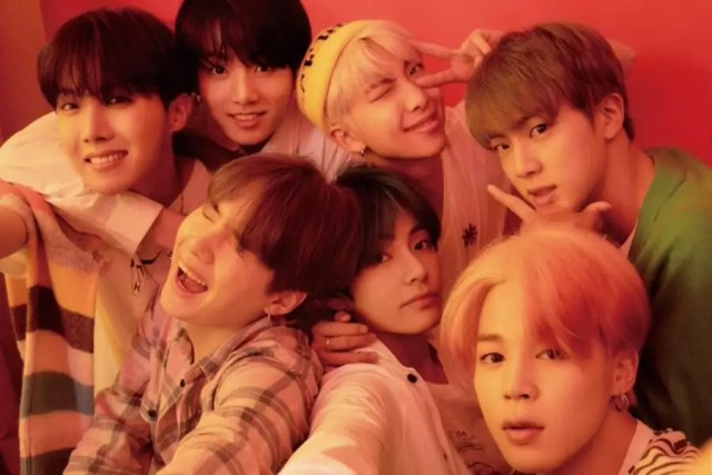 BTS Becomes 1st Korean Artist To Spend 2 Weeks In A Row In Top 10 Of UK's Official Albums Chart
