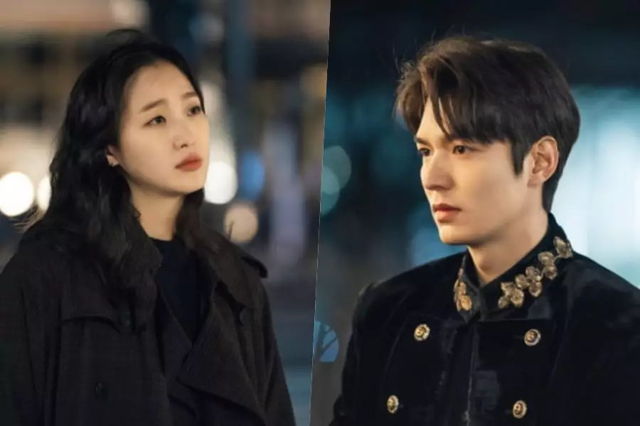 Lee Min Ho And Kim Go Eun Have An Intriguing First Encounter In ...