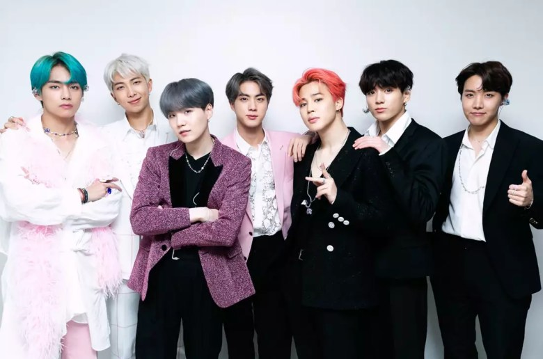 "BTS To Guest On ""The Late Show With Stephen Colbert"""