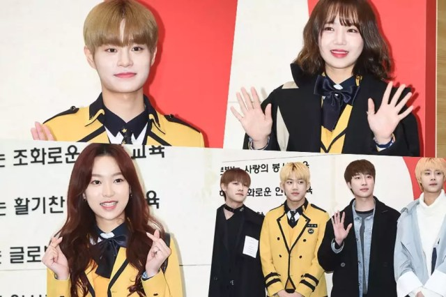 Idols Attend Their Graduation For School Of Performing Arts Seoul