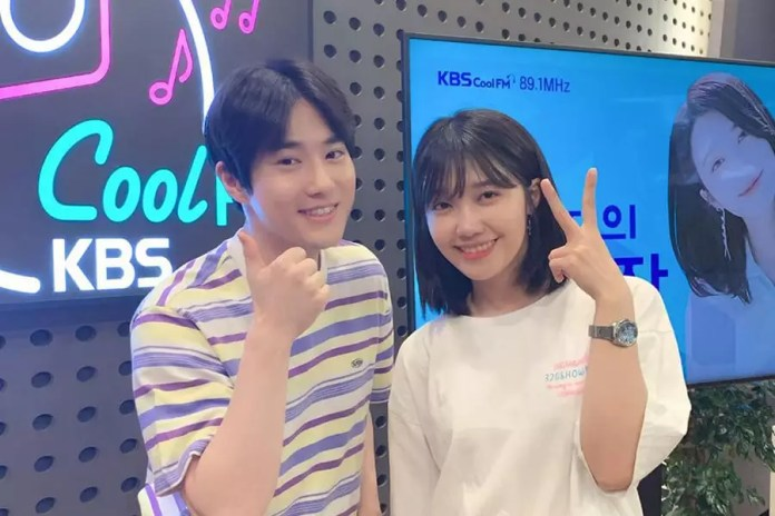 EXO's Suho Talks About His Friendship With Apink's Jung Eun Ji, Meeting President Donald Trump, And More