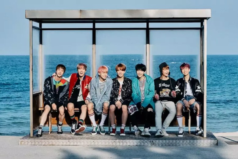 """BTS' """"Spring Day"""" Achieves Record Of Longest Charting Song On Melon's Weekly Chart"""
